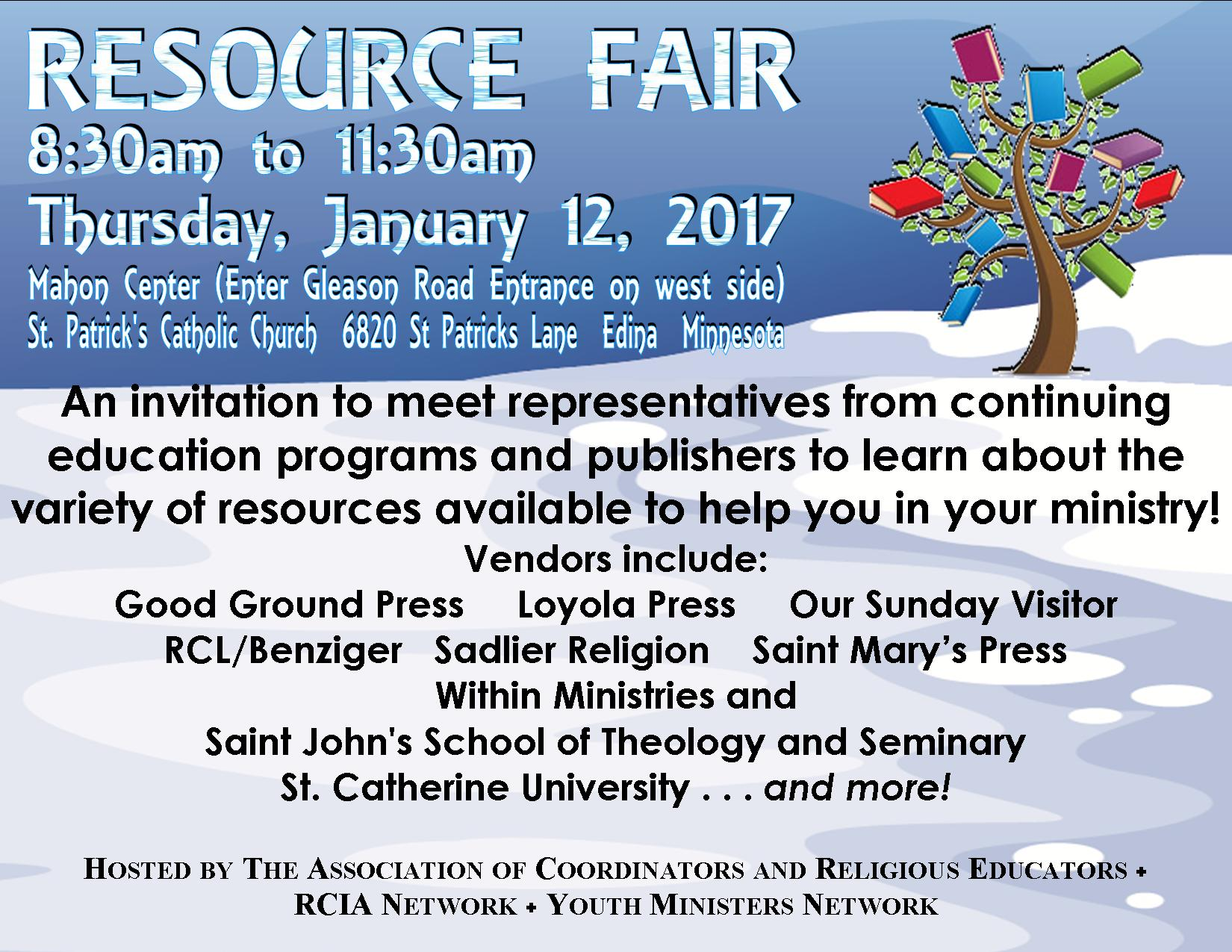 2017 Resource Fair
